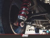 Ladder com Coil Overs