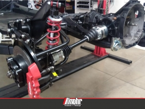 Rear Suspension - VW Beetle & Bus - Products - iMohr Technic & Design