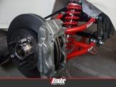 Detalhe freio ventilado