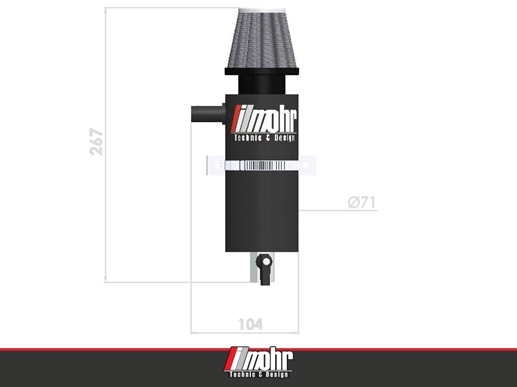 Medidas em milímetros (mm)